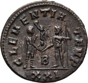 Numerianus, 283 - 284, AE Antoninianus, Rv: