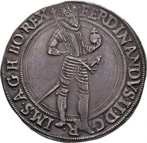 Ferdinand II., 1619 - 1637 (Mince dobrého zrna), Tolar 1625, Praha-Suttner, J.50, MKČ.741, 28.928g,