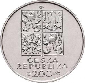 Česká republika, 1993 -, 200 Kč 1999 - Ondřej Sekora / Ferda Mravenec, KM.37