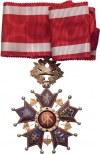 Československo, Řád Bílého lva - civilní skupina - 2.třída, VM.9-b-B,