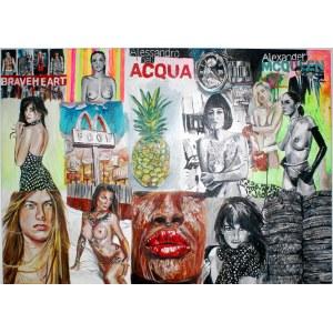 Ilona Forys Magazine Collage