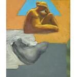 Marek Haładuda (ur. 1961), Rzeźba i kobieta, 2021