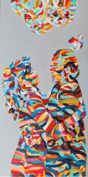 Paweł Dąbrowski (ur. 1974), Ostatnie tango w Paryżu, 2021