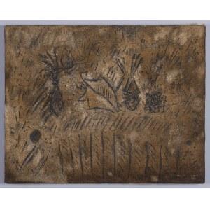 Taranczewski Wacław (1903-1987), Martwa natura z muszlą, 1963