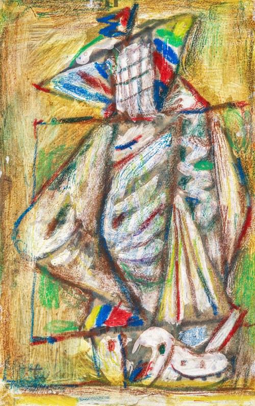Tukan-Wolski Eugeniusz (1928-2014), Mobile, lata 80. XX w.