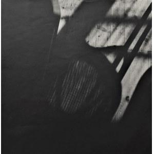 Andrzej Lachowicz - bez tytułu, 1993. Vintage print. Sygnatura i podpis na rewersie...