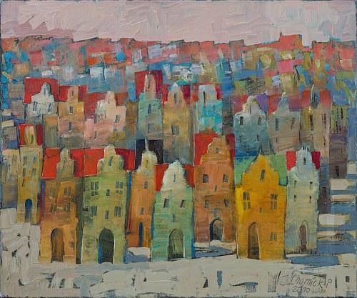 Jakub Chomicki, Impresja miejska II, 2010