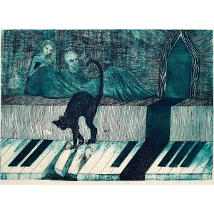 Edyta Purzycka, Sonata mauretańska, 2000