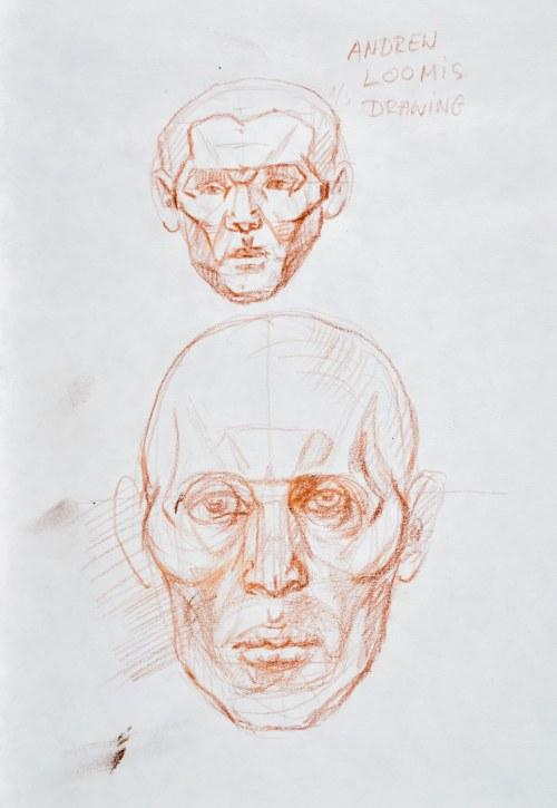 Dariusz Kaleta Dariuss (Ur. 1960), Szkice głów