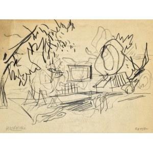 Kazimierz PODSADECKI (1904-1970), Pejzaż