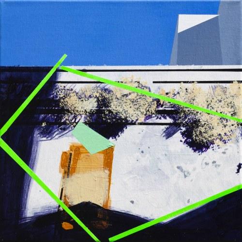 Anna Nosowicz Ruiz, Backyards, 2018