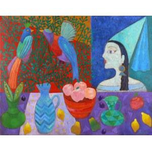 Małgorzata Damięcka(ur.1940 r.), Niebieska Wróżka