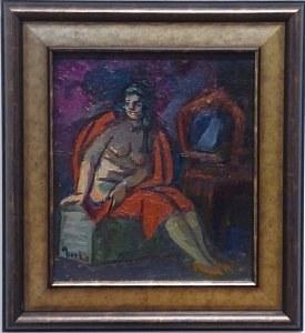 Edmund Burke (1912-1999), W pracowni