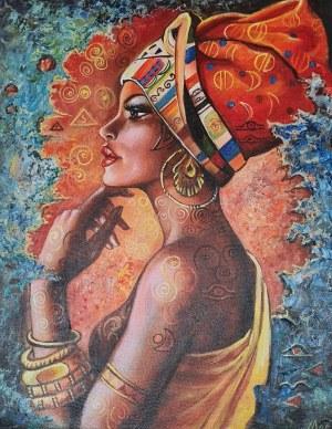 Natali Masaliti, Queen of Egypt