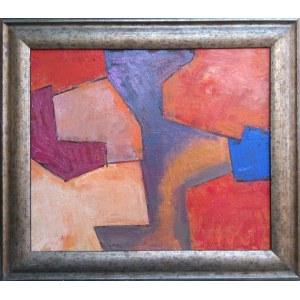 Arkadiusz Tomasz Supryn, Liryczne motywy w abstrakcji