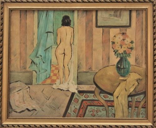 Tymon Niesiołowski (1882-1965) , W salonie
