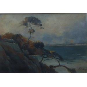 Soter Jaxa Małachowski (1867-1952) , Nokturn , 1935?