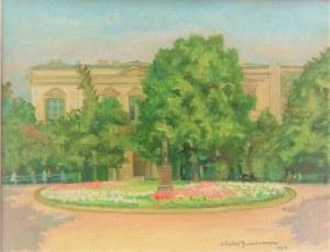 Błażej Iwanowski (1889-1966) , Park , 1964