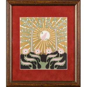 Jan Bukowski (1873-1938), Słoneczny ptak