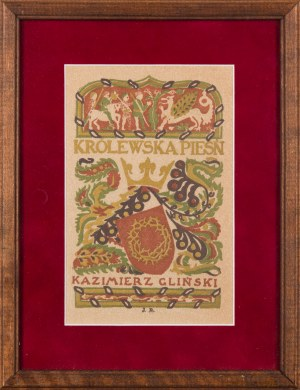 Jan Bukowski (1873-1938), Królewska pieśń