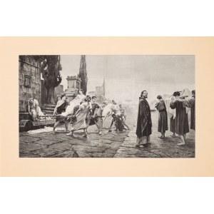 Jan Styka (1858-1925), Między dwoma światami, przed 1900