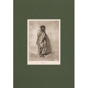 Artur Grottger (1837-1867), Cygan