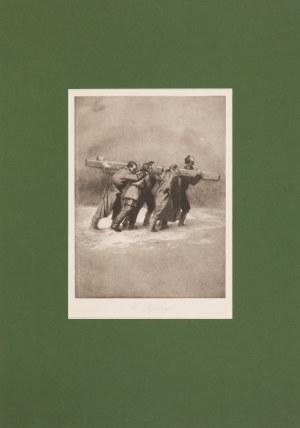Artur Grottger (1837-1867), W Syberii