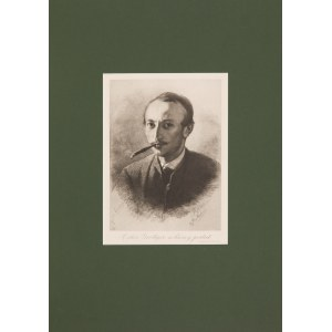 Artur Grottger (1837-1867), Artur Grottger własny portret