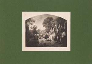 Artur Grottger (1837-1867), Kometa