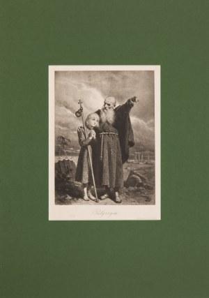 Artur Grottger (1837-1867), Pielgrzym