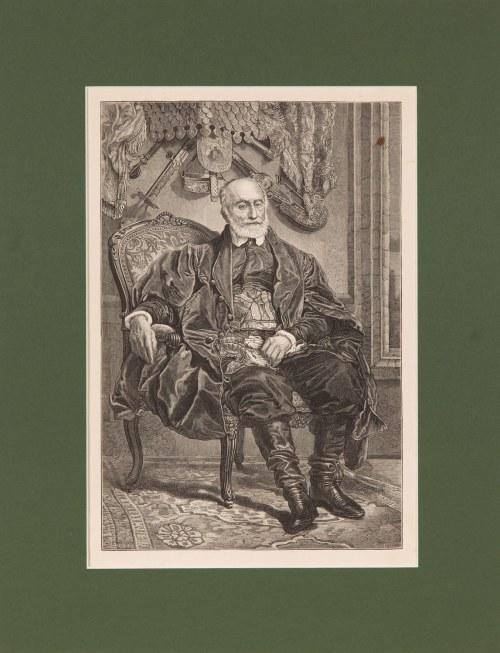 Jan Matejko (1838-1893), Mieszczanin