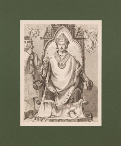 Jan Matejko (1838-1893), Jan Grot, Biskup Krakowski