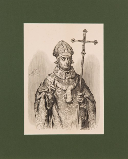 Jan Matejko (1838-1893), Jan ze Sprowy