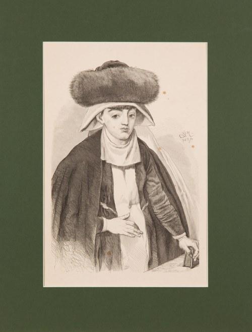 Jan Matejko (1838-1893), Anna Eufrozyna z Chodkiewiczów Sieniawska