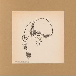 Kazimierz Sichulski (1879-1942), Wilhelm Feldman, 1904