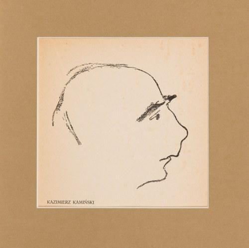 Kazimierz Sichulski (1879-1942), Kazimierz Kamiński, 1904