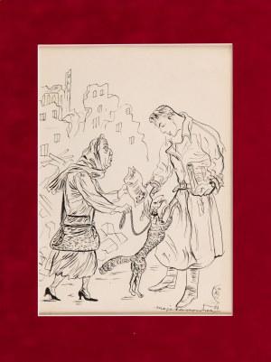 Maja Berezowska (1893-1978), Krzysztof kupuje Bedlingtonkę