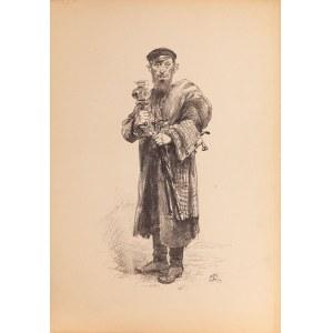 Józef Rapacki (1871-1929), Handlarz starzyzną, 1926