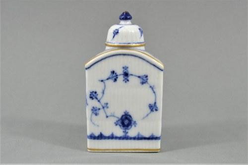Naczynie na prusz herbaciany Kopenhaga XVIII/XIX w.