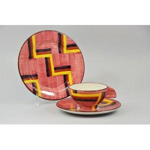 Zestaw śniadaniowy Schramberg ok. 1930 r.