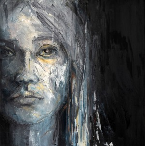 Sylwia Mużyło – Bajsarowicz, Portret pamięciowy AX., (2017)