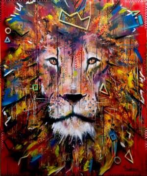 Paweł ŚWIDERSKI, King Of The Jungle, 2021 r.