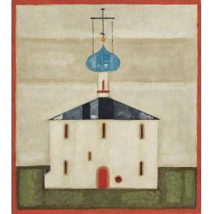 Nowosielski Jerzy, BIAŁA CERKIEW, OK. 1983