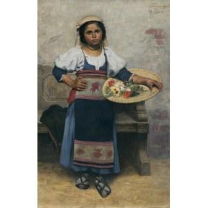 Nałęcz Cichocki Feliks, KWIACIARECZKA, 1886
