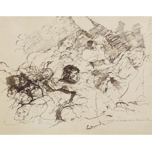 Malczewski Jacek, LUDGARDA 1877