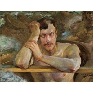 Malczewski Jacek, POMOCNIK CHARONA, 1911