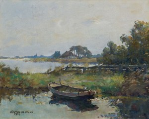 Korecki Wiktor, ŁÓDŹ NA BRZEGU, 1933