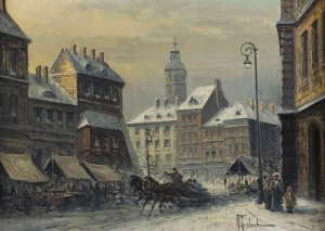 Chmieliński (Stachowicz) Władysław, PĘDZĄCE SANIE