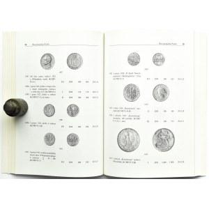 J. Kurpiewski, A. Kurpiewski, Monety i medale polskie na aukcjach zagranicznych 1991-1994, Warszawa 1995