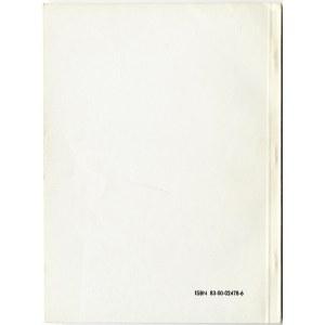 E. Kopicki, Elementy klasyfikacji banknoty pieniędzy papierowych, tom IX część 5, Warszawa 1989